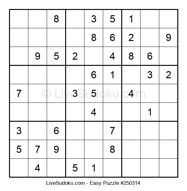 Beginners Puzzle #250314