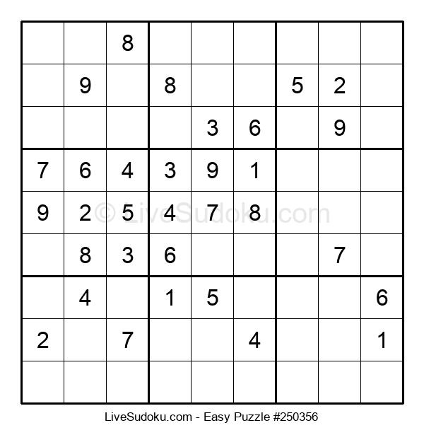 Beginners Puzzle #250356