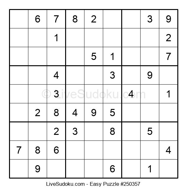 Beginners Puzzle #250357