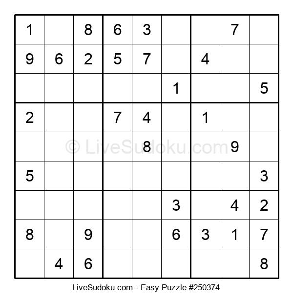 Beginners Puzzle #250374
