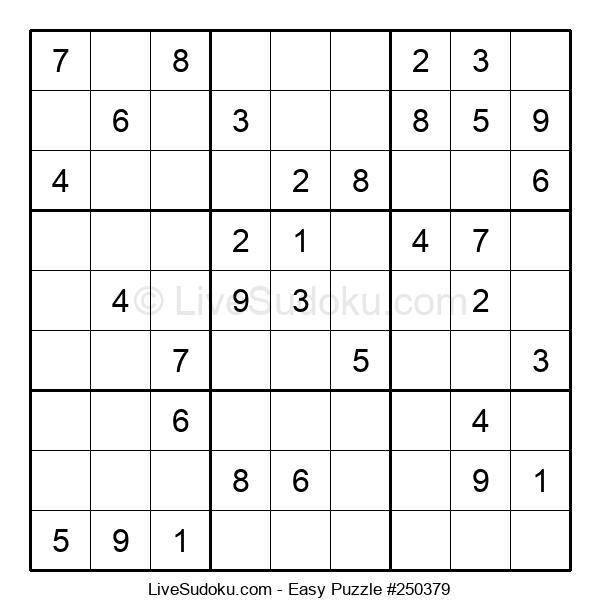 Beginners Puzzle #250379