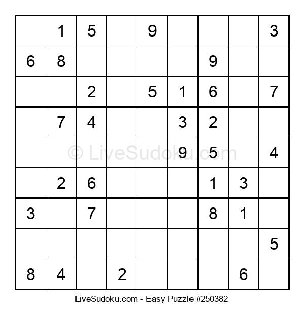 Beginners Puzzle #250382
