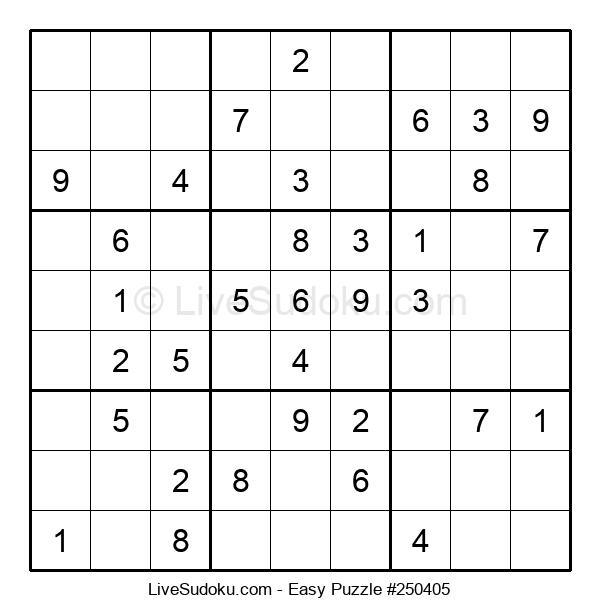 Beginners Puzzle #250405