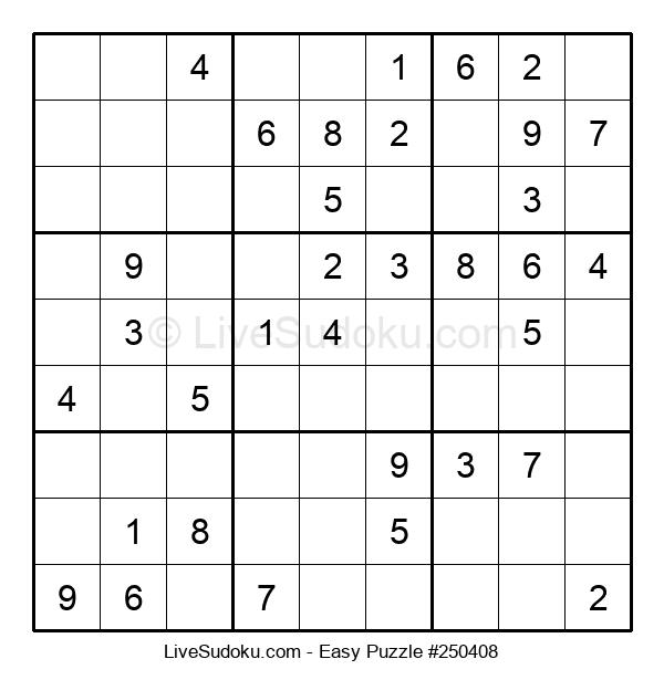 Beginners Puzzle #250408