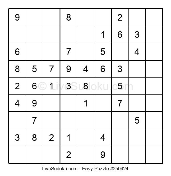 Beginners Puzzle #250424