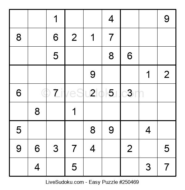 Beginners Puzzle #250469