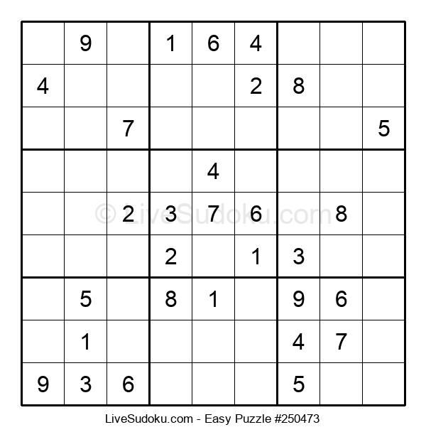 Beginners Puzzle #250473