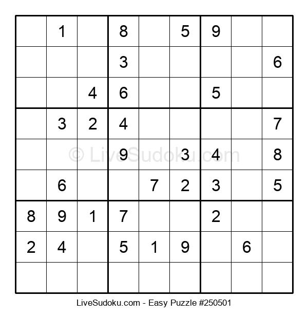 Beginners Puzzle #250501