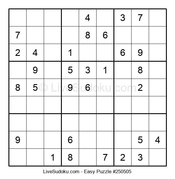 Beginners Puzzle #250505