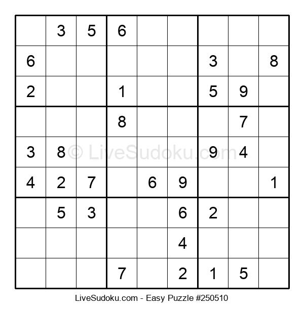 Beginners Puzzle #250510