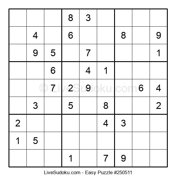 Beginners Puzzle #250511