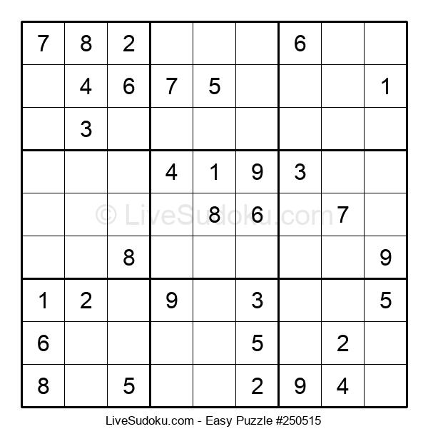 Beginners Puzzle #250515