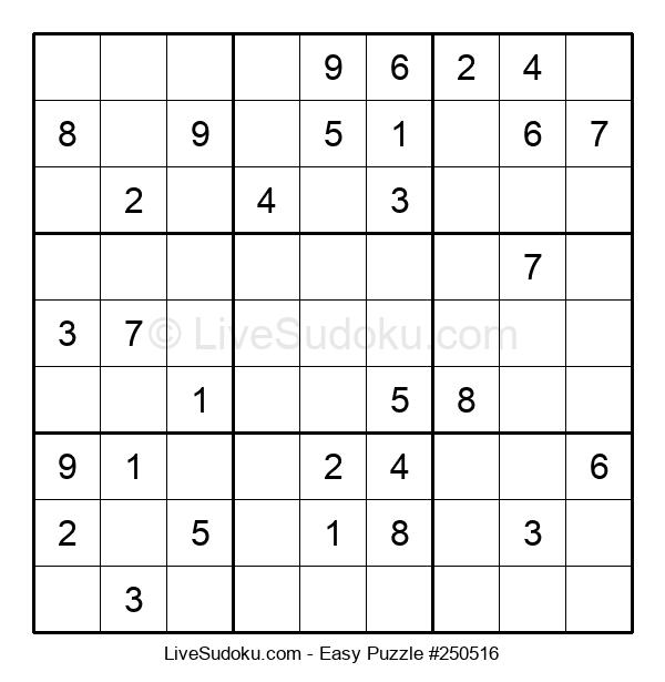 Beginners Puzzle #250516