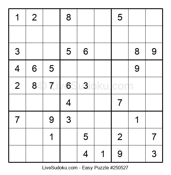 Beginners Puzzle #250527