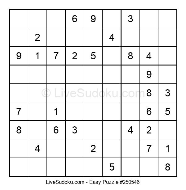 Beginners Puzzle #250546
