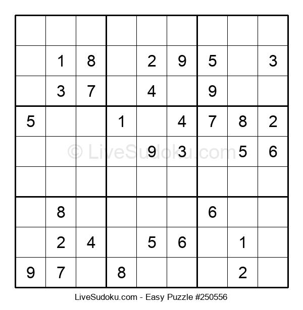 Beginners Puzzle #250556