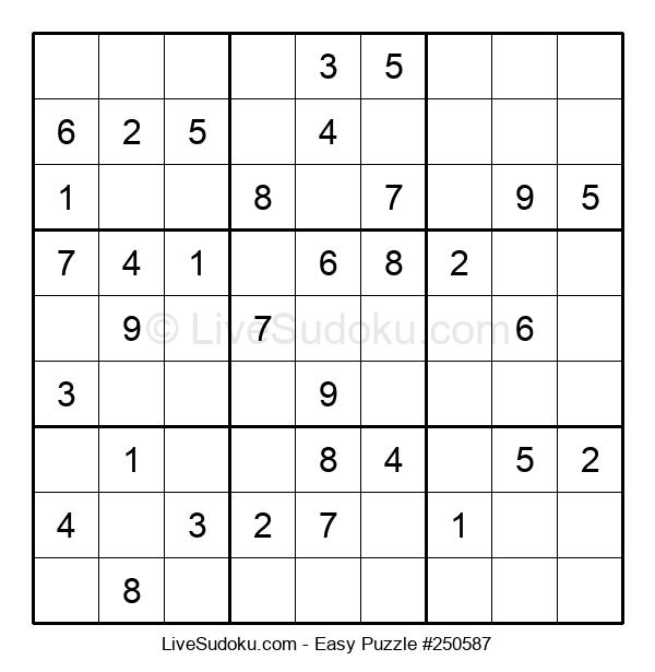 Beginners Puzzle #250587