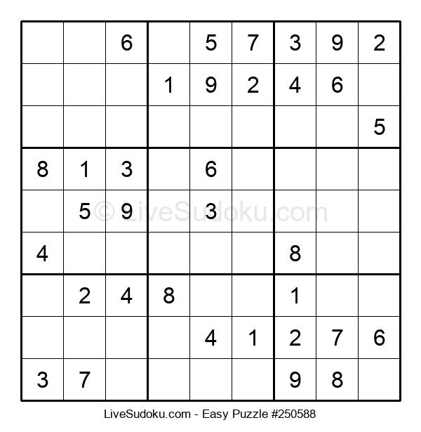 Beginners Puzzle #250588