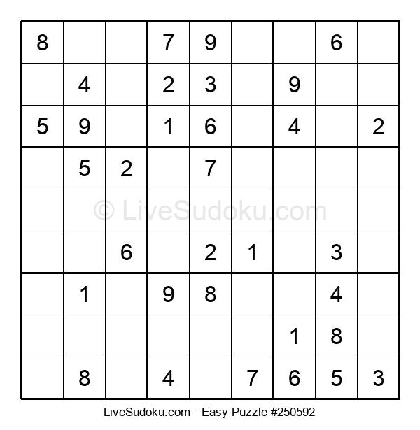 Beginners Puzzle #250592