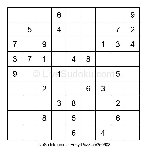 Beginners Puzzle #250608