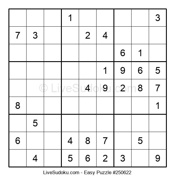 Beginners Puzzle #250622