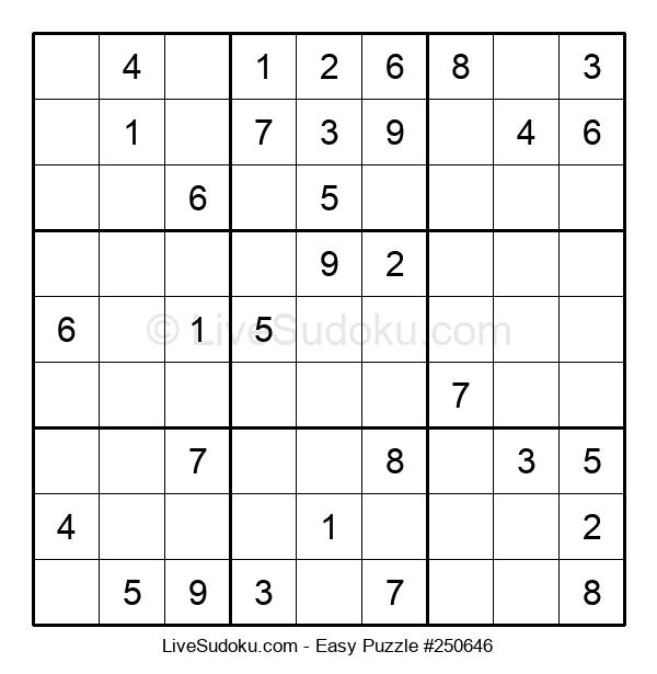 Beginners Puzzle #250646