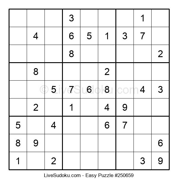 Beginners Puzzle #250659