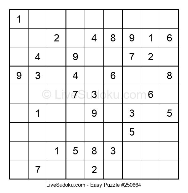 Beginners Puzzle #250664