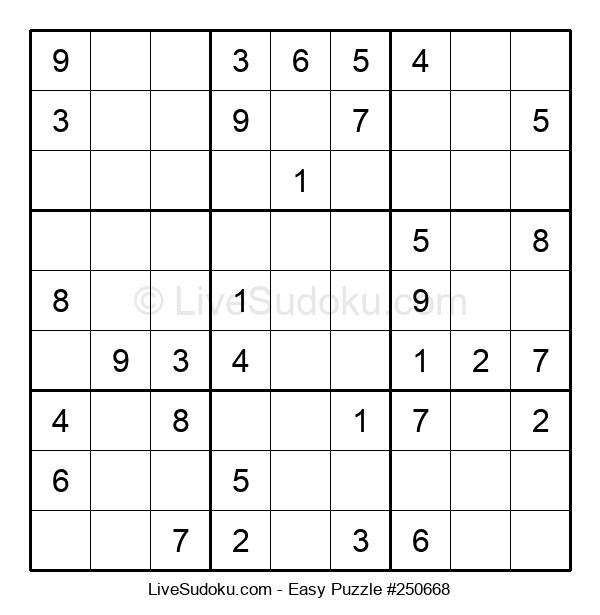 Beginners Puzzle #250668