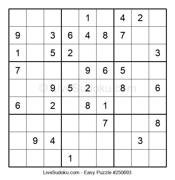Beginners Puzzle #250693
