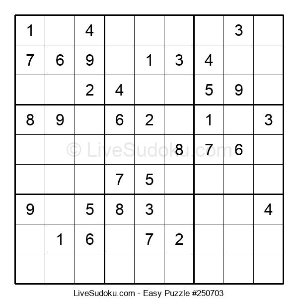 Beginners Puzzle #250703