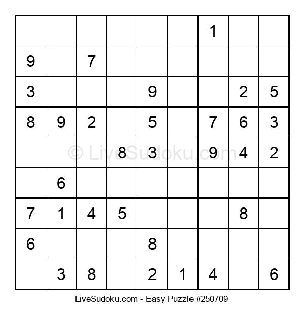 Beginners Puzzle #250709