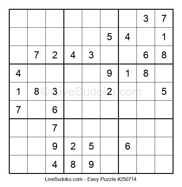 Beginners Puzzle #250714
