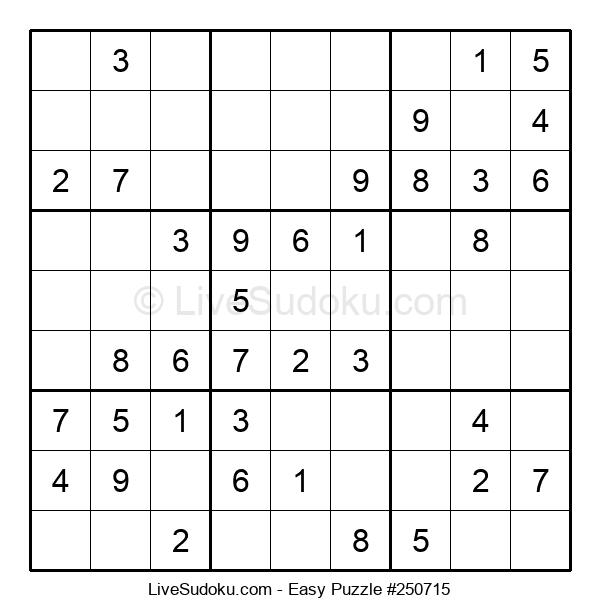 Beginners Puzzle #250715