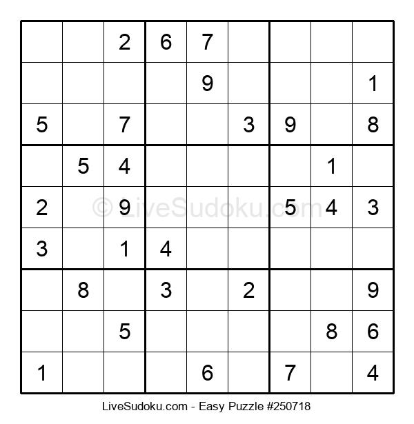 Beginners Puzzle #250718