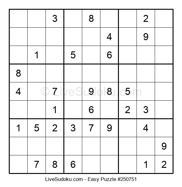 Beginners Puzzle #250751