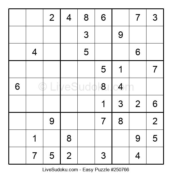 Beginners Puzzle #250766