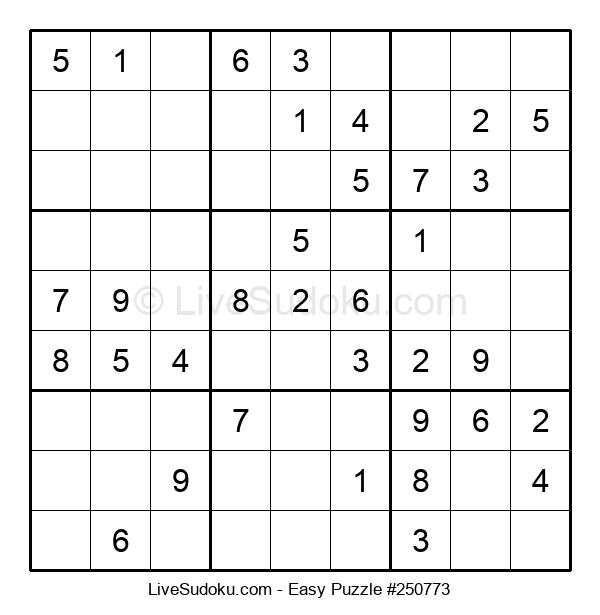 Beginners Puzzle #250773