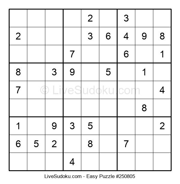 Beginners Puzzle #250805