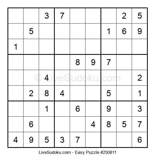 Beginners Puzzle #250811