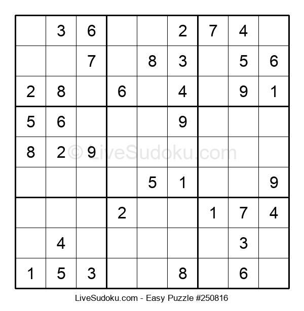 Beginners Puzzle #250816