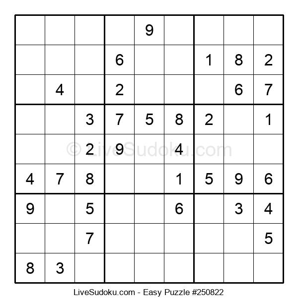 Beginners Puzzle #250822