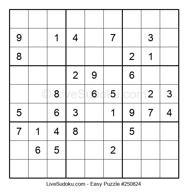 Beginners Puzzle #250824