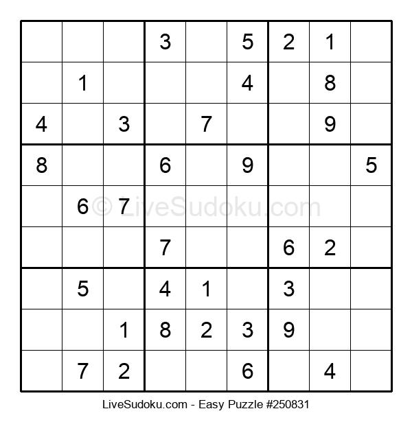 Beginners Puzzle #250831