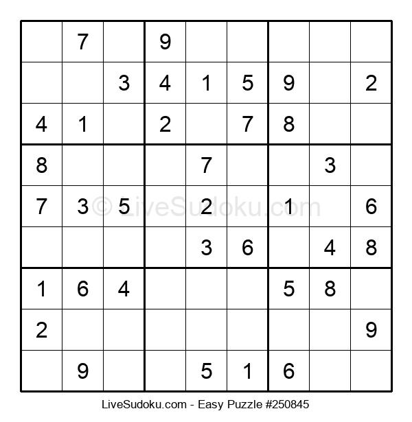 Beginners Puzzle #250845