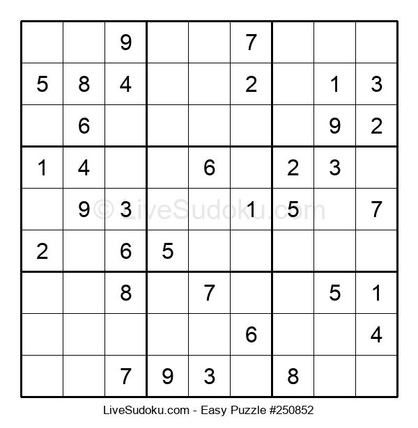 Beginners Puzzle #250852