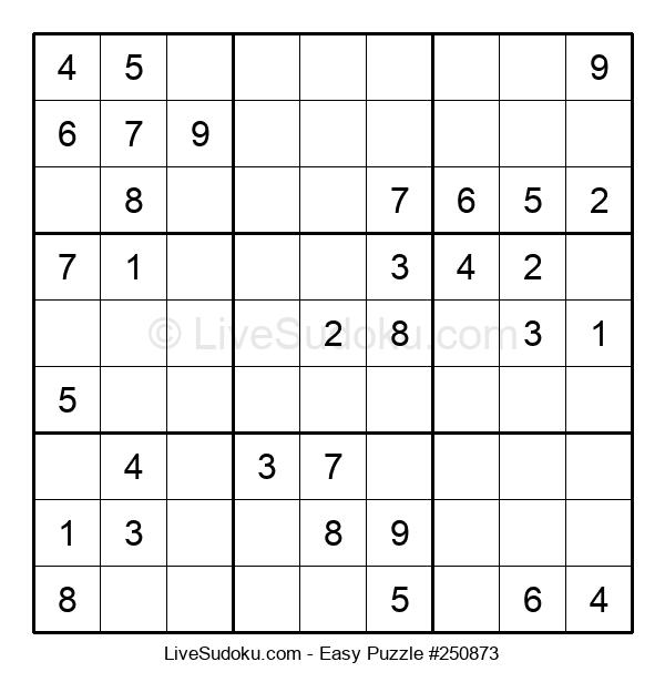Beginners Puzzle #250873