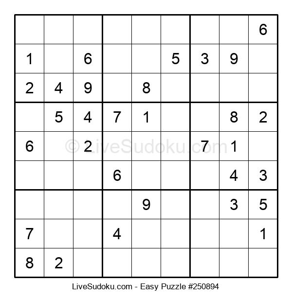 Beginners Puzzle #250894