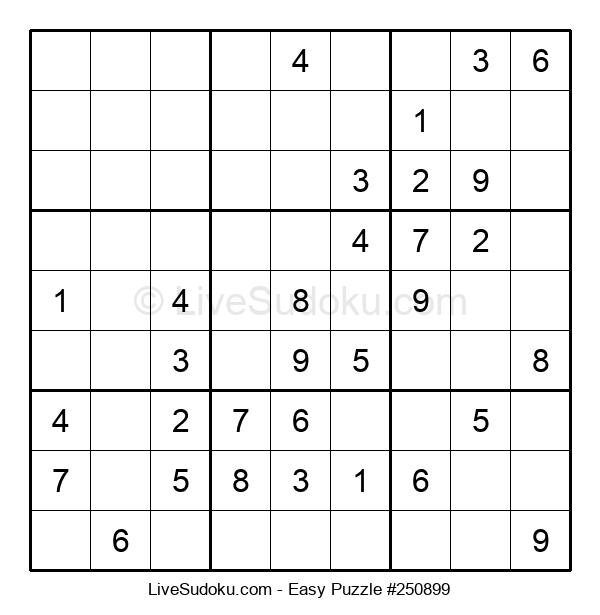 Beginners Puzzle #250899