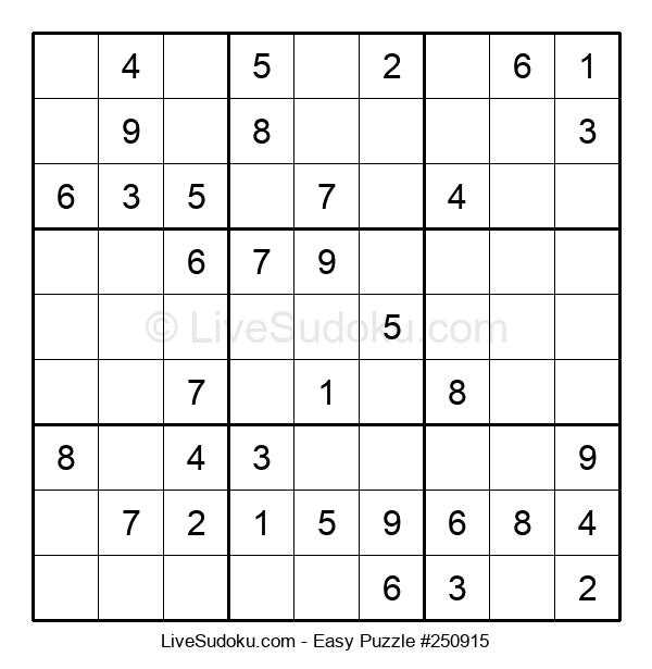 Beginners Puzzle #250915